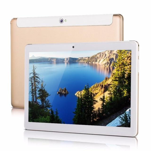 Excelvan 1280*800 Android 4.4 MTK6582 Quad Core 1GB+16GB  3G Phablet WiFi  Dual Camera G-sensor GPS OTG FM 10.1 inch Tablet PC