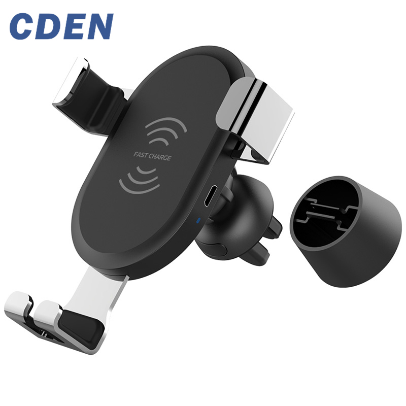 <font><b>Car</b></font> Mount Wireless Charger <font><b>Car</b></font> <font><b>Phone</b></font> <font><b>Holder</b></font> for iPhone X 8 Plus Samsung Quick Charge Fast Wireless <font><b>Charging</b></font> Pad <font><b>Car</b></font> <font><b>Holder</b></font> Stand
