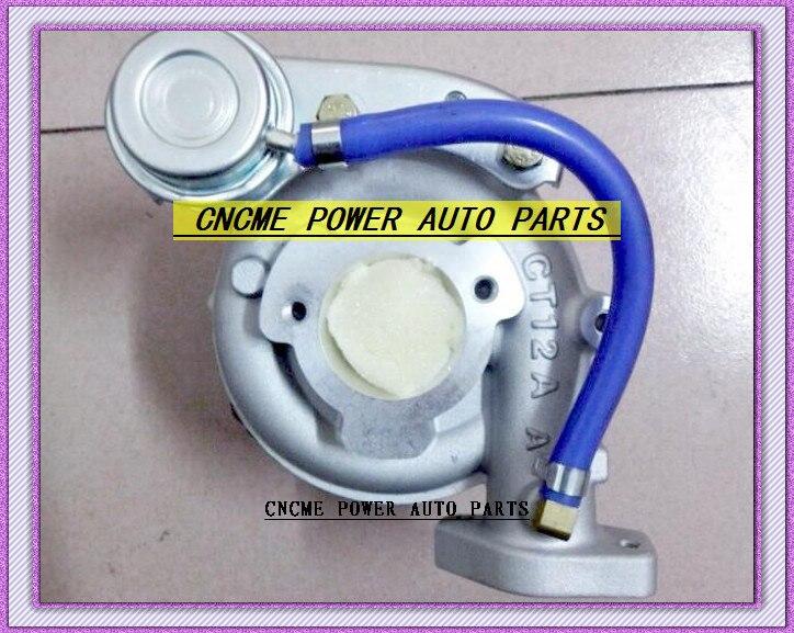 Twin турбо картридж CHRA CT12A 17201-46010 17201 46010 турбонагнетатель для тoyota Lexus соара Soarer Supra 90-1JZ-GTE 1jzgte 2.5L