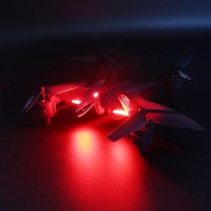 "Image 5 - Dinosaure drone Winddragon כמו מל""ט WIFI ארבעה ציר רכב לובש יד תחושה שלט רחוק מטוסי צעצועים מיני drone"
