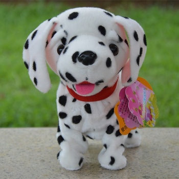 Electronic Toy Dog Plush Interactive Toys New Baby Early Education Toys Sound Control Move Children Robot Dog Interactive Toys electronic toys sound light walking robot dog robot toy educational toys for children musical lol electronic pet dog