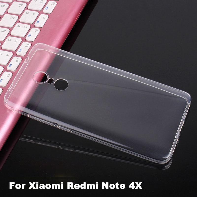 Xiomi Xiaomi Redmi Note 4X Case Transparent Redmi Note 4 Case Soft - Ανταλλακτικά και αξεσουάρ κινητών τηλεφώνων - Φωτογραφία 6