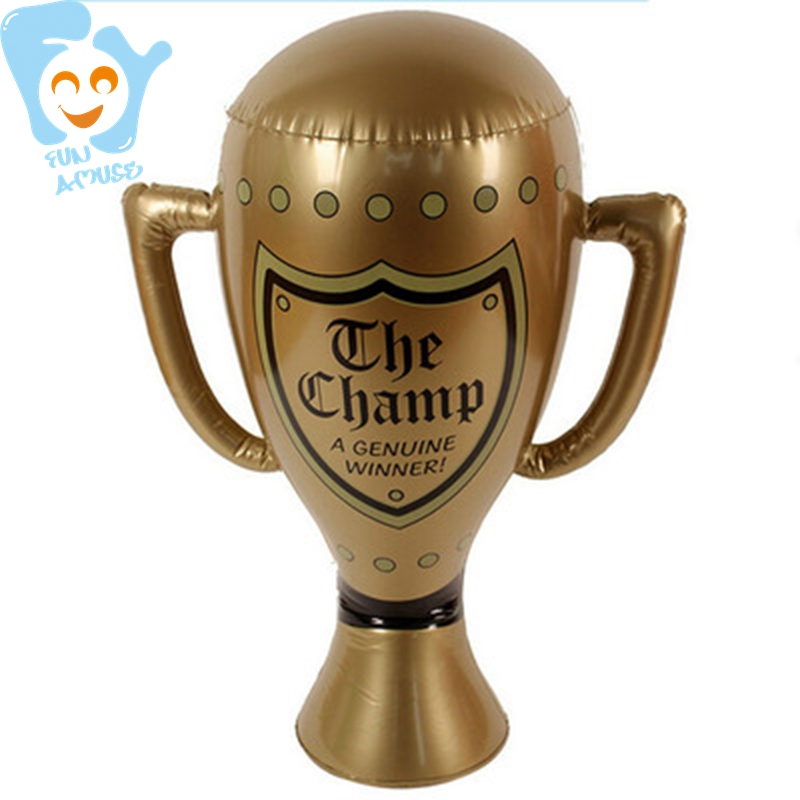 Inflatable UEFA Champions League Trophy Cup Competition Game Prize Fun Toy
