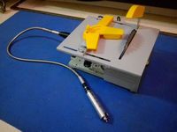 Multifunctional Mini Bench Lathe Machine Electric Grinder / Polisher / Driller