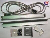 Free Shipping High Precision Travel Length 1300mm linear scale 5um linear encoder / 1300mm linear scale