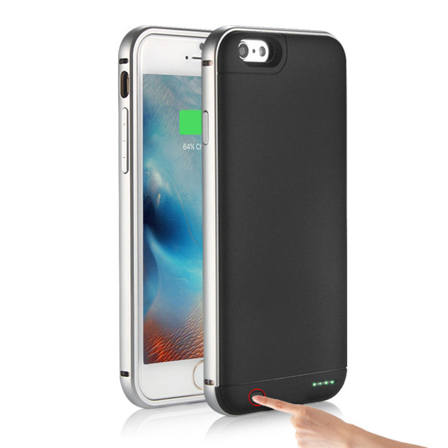 slim charging case iphone 7