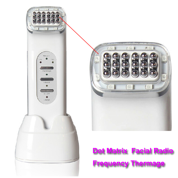 Dot Matrix RF Thermage Fractional Facial Radio Frequency Skin Tightening Wrinkle Removal Face Lifting Body Care Beauty Equipment чаггингтон веселые паровозики выпуск 6 отличная поездка dvd