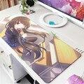 80 cm x 40 cm L XL Japón Anime grande Mousepad gaming Mouse rellenar su esposa niña hermana Nightmare Tokisaki Kurumi FECHA A VIVIR