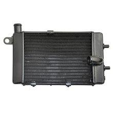 Para Aprilia RSV1000 TUONO TUONO1000 RSV 1000 02 03 04 05 Partes de Refrigeración Del Radiador Refrigerador de Aluminio De La Motocicleta Izquierda Nuevo