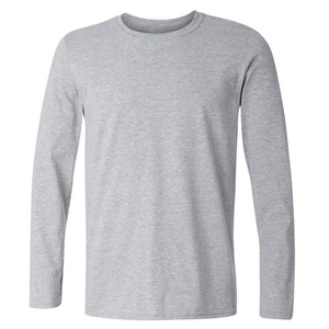 Brand New Classic Men T shirt Long Sleeve O neck Mens T-shirt Cotton Tees Tops Mens Brand tshirt Plus size XS- XXL Sweatshirts