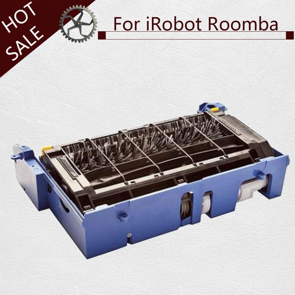Brosse principale cadre Tête de Nettoyage module d'assemblage pour irobot Roomba 500 600 700 527 550 595 620 630 650 655 760 770 780 790