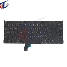 New AR Arab keyboard keypad for Macbook Pro Retina 13″ A1502 Arabic Arabia Keyboard clavier 2013-2015 year