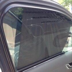 جديد العالمي سيارة واقية من الشمس سيارة الستار نافذة السيارات سيارة الستار الجانب نافذة السيارة الشمس الظل نافذة الستار 52*46*55 سنتيمتر