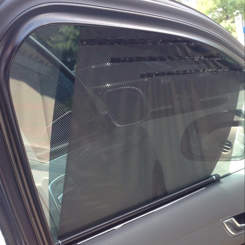 Image result for Universal Automatic Folding Sun Block Side Window car