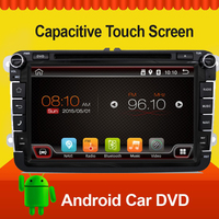 New Design Double Din Android 4 4 4 Gps Car Dvd With GPS FM TV AV