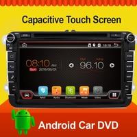New Design Double Din Android 4 4 4 Gps Car Dvd With GPS FM TV AV