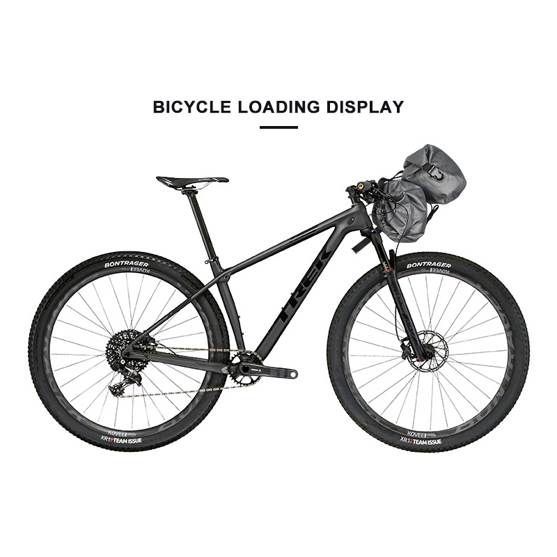 ROSWHEEL 2pcs set 12L Full Waterproof 840D TPU MTB Road Bike Bag Front Bag Handlebar bags Cycling Bike Bicycle Accessories Parts in Bicycle Bags Panniers from Sports Entertainment