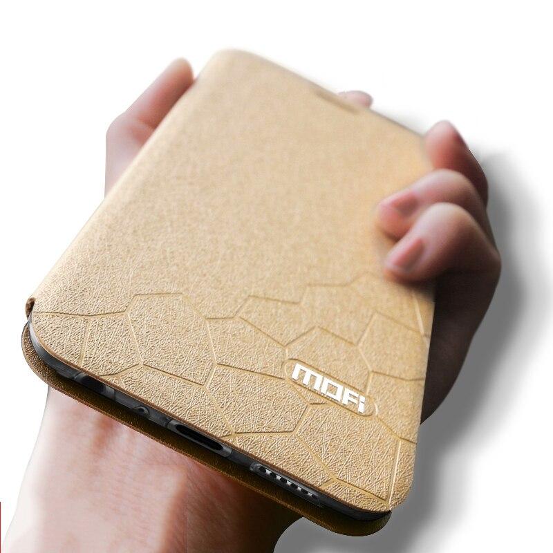 Caso para Xiaomi Redmi Nota 5 caso 360 protección completa cuero a prueba de choques para Xiaomi Redmi Nota 5 4x cubierta de lujo funda 4x Note5