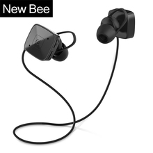 New Bee M3 Sport Bluetooth Earphone Stereo Hands free Headset earpiece Fone de ouvido with Microphone for Xiaomi Phone Iphone