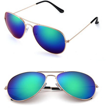 New Fashion Aviator Pilot Sunglasses Women Vintage Female Glasses Frame Pilot Sunglasses Men Ladies Glasses oculos de sol