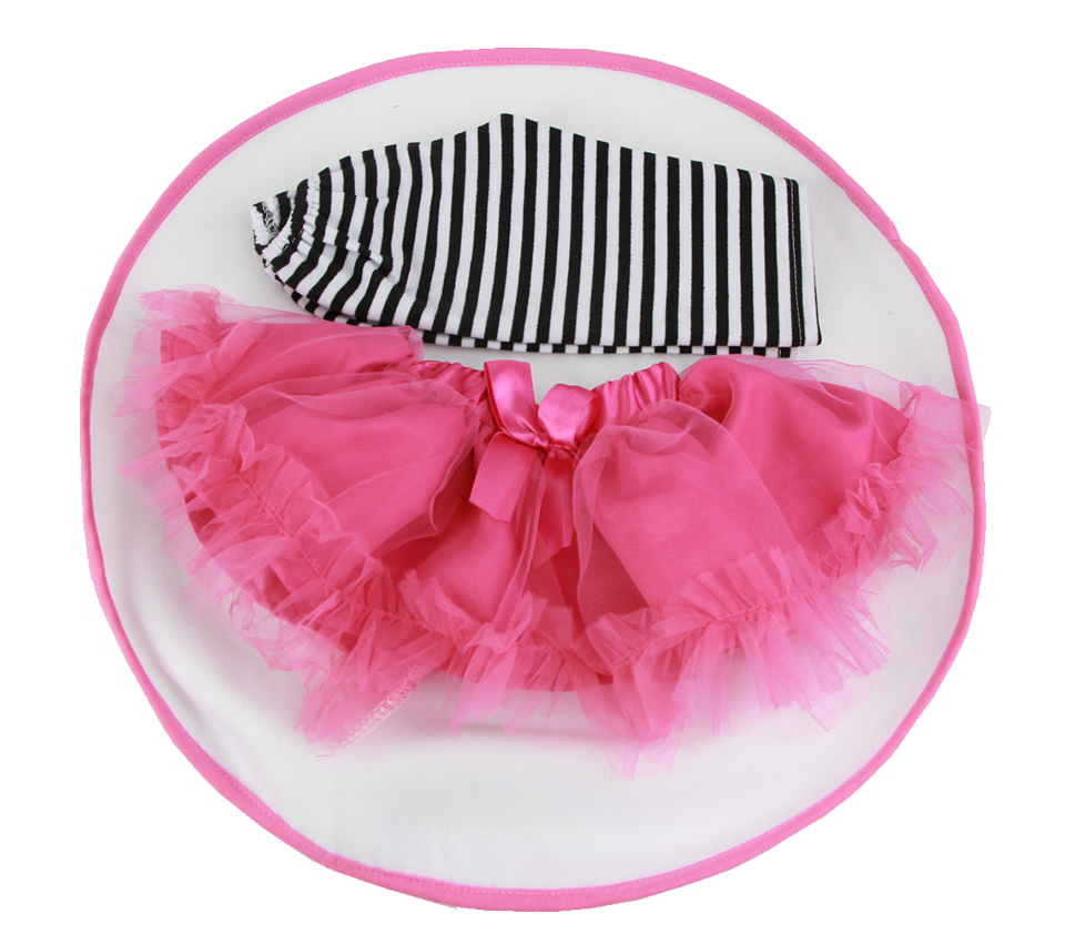 Newborn Dolls Cotton Toddler Babies Clothes