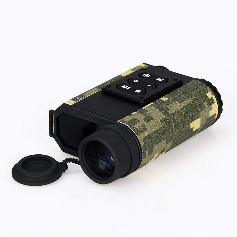 Infrared Digital Handheld Night Vision Laser Ranging Night Vision For All Black High definition Shooting CL27