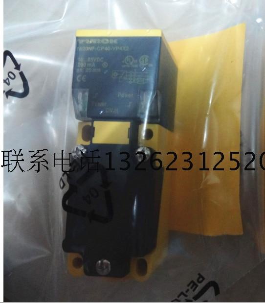 NI20NF-CP40-VP4X2 New High Quality Turck Proximity Switch Sensor Warranty For One Year proximity switch ime12 04bpozc0s pnp nc m12 sick 100% brand new high quality warranty for one year