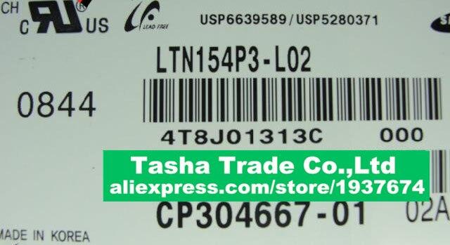 все цены на  LTN154P3-L02 LTN154P3 L02 LCD Screen for LENOVO THINKPAD T500 R500 W500 Laptop Original Good Quality  онлайн