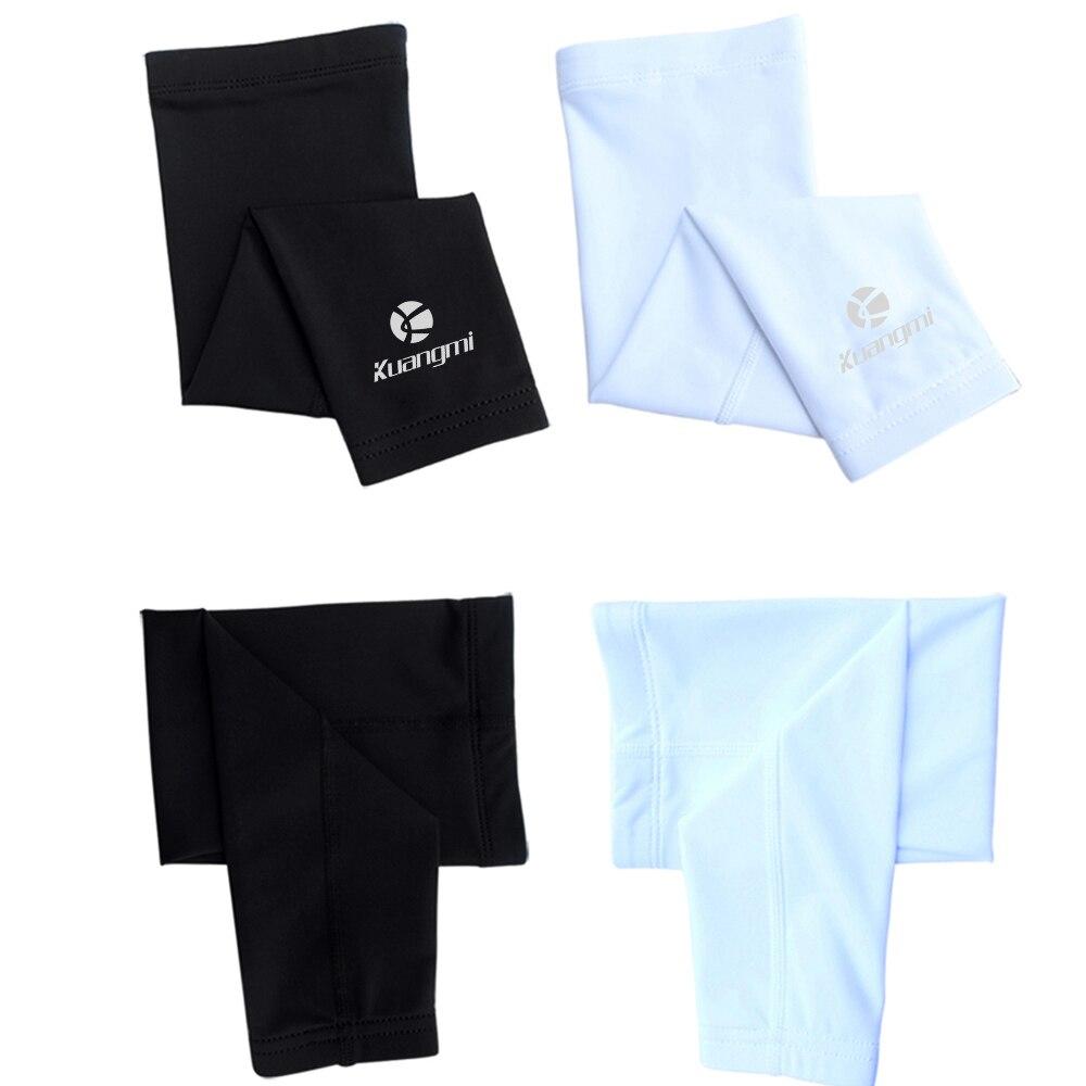 2 հատ Kuangmi Compression Arm Sleeve Arm Warmers - Սպորտային հագուստ և աքսեսուարներ - Լուսանկար 3