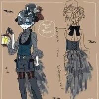 Аниме! Черный Батлер Ciel дитя чертенок форма Косплэй костюм рубашка + жилет + Шорты + шляпа + со шлейфом Бесплатная доставка