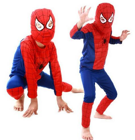 spider man costume spiderman suit spider-man costume child N646