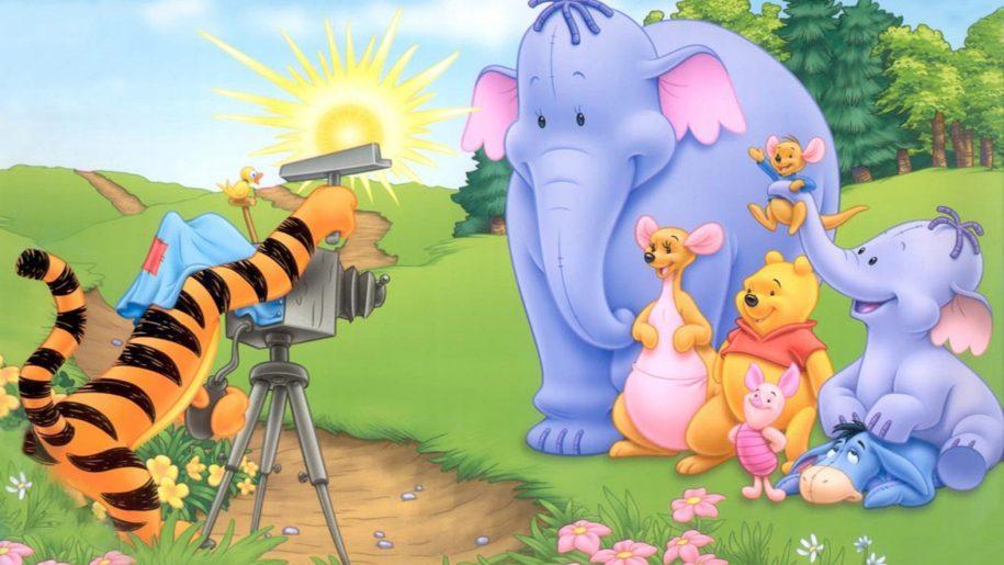 Tigger-shooting-Heffalumps-Kanga-Roo-and-Piglet-in-Eeyore-Winnie-the-Pooh-Disney-Wallpaper-Hd-1920x1200-915x515