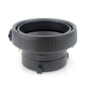Image 3 - Supon Bowens to Elinchrom Interchangeable Mount Ring Adapter for Studio Flash Strobe