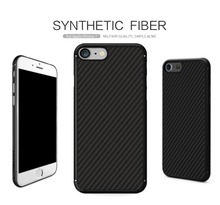 Nillkin Carbon Fiber Back Cover Case For iphone 6 case 6s plus 7 7 plus oneplus 3/huawei mate 9/samsung galaxy s7/s7 edge/note 7