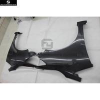 Подходит в оригинальном стиле из углеродного волокна боковые крылья для Honda Fit Car body kit 13 18