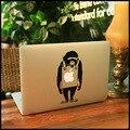 """Бэнкси Обезьяна Доска Виниловая Наклейка Для Ноутбука для Apple Macbook Pro Air Retina 11 """"12"""" 13 """"15"""" Mac Crativity Хип-Хоп Ноутбук Этикета"""