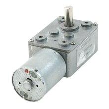 3500/2 RPM Velocidad de Rotación de Salida de 2 Pines 6mm Shaft Motorreductor
