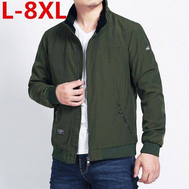 6a5a6959a US $64.6 5% OFF|Winter Bomber Jacket Men Air Force Pilot Jacket Warm Male  fur collar Army Jacket tactical Mens Jacket Plus Size 8XL 7XL 6XL 5XL-in ...