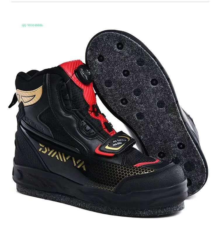2019 DAIWA nouvelles chaussures DAIWAS extérieur résistant à l'usure étanche sport lumière TM-2800BL tournoi anti-dérapant DAWA livraison gratuite