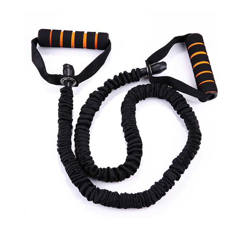 Fitness Resistance Rope Strength Agility Training Strap For Agility Strength Speed Fitness Sport Elastic Band Training Pull Rope