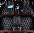 Recém & Frete grátis! personalizado tapetes especiais de piso para Mercedes Benz Classe GL X164 7 assentos 2011-2006 à prova d' água tapetes para GL 2009