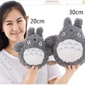 New Arrival Japanese Anime Soft Toy Gray My Neighbor Totoro Plush Dolls Toys 7.8 Inch 20cm Mini Baby Plush Toy