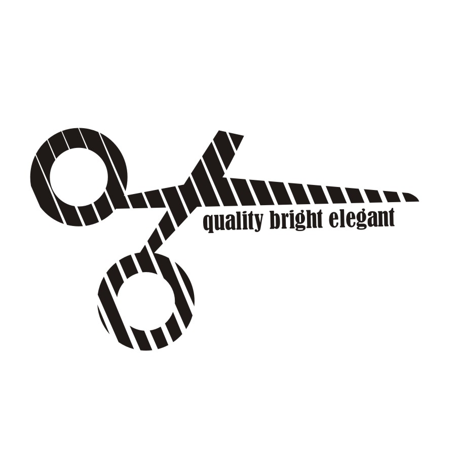 Quotes Quality Quality Bright Elegant Quotes Barber Salon Glass Door Stickers