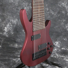 Free shipping Instock Starshine electric bass Atomanderson guitar alnico pickups good quality red color