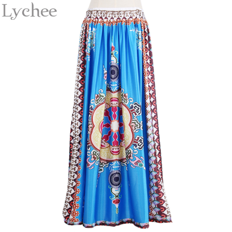 Popular Long African Printed Skirts-Buy Cheap Long African Printed ...