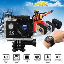 Go Pro Camera 4K Wifi HD 1080P Ultra Sports Action Camera DVR Cam Camcorder camara deportiva aksiyon kamera XinSiLu