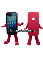Nieuwe collectie! mobiele telefoon apple iphone 5c mascotte kostuum custom anime cosplay kits mascotte thema fancy dress kostuum carnaval