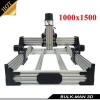 OX CNC Mechanical Kit with 4pcs Nema Stepper Motor for DIY Desktop CNC Router Wood Engrave Machine 1000*1500mm