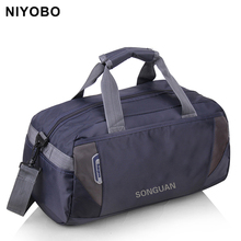 Neue Stil tragbare reisetasche umhängetasche wasserdichtem gepäck Travel Tote bag für männer und frauen PT1074