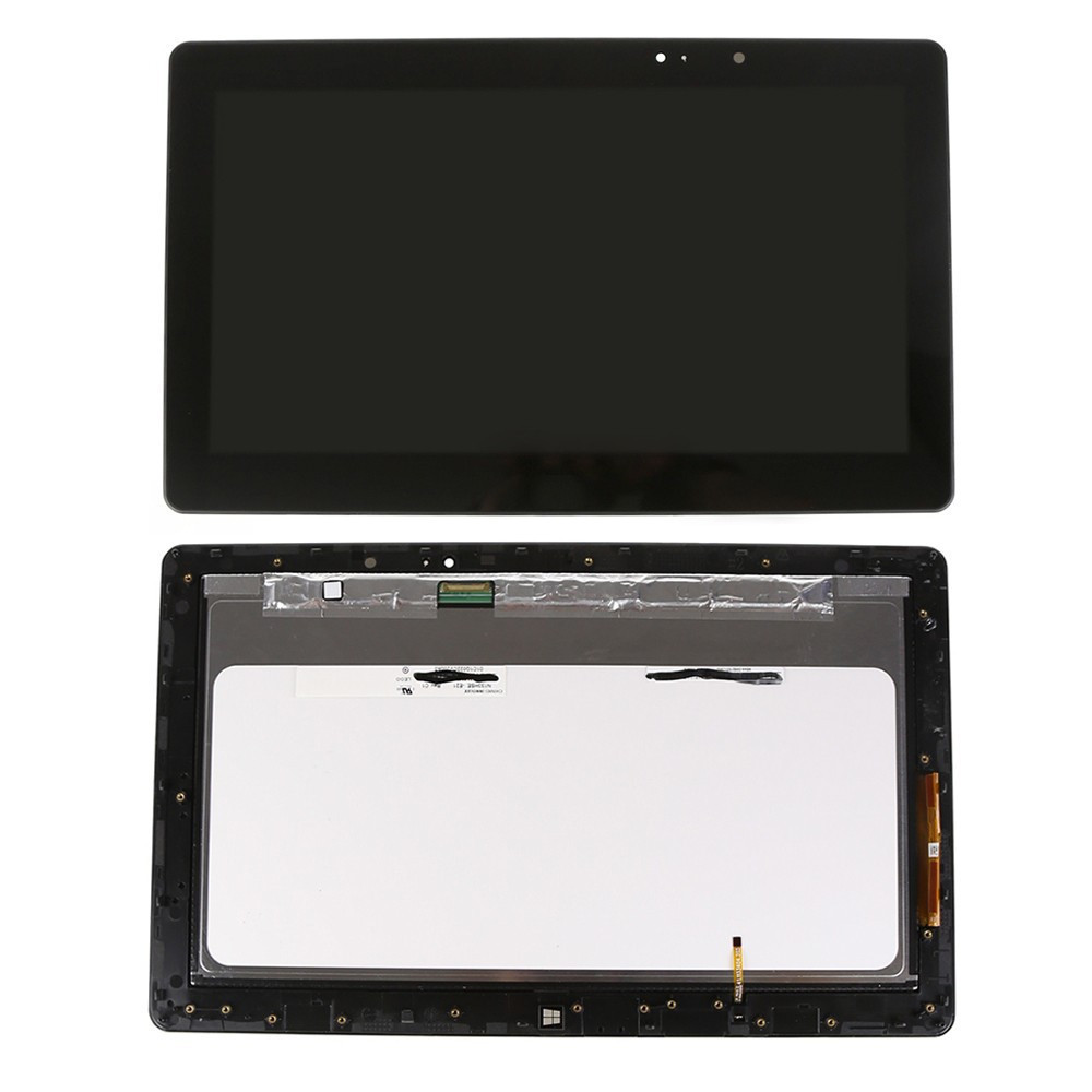 For ASUS Transformer Book TX300 TX300CA Black Full LCD Display Monitor with Digitizer Touch Screen Glass Assembly With Frame